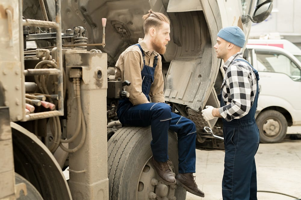 Common Causes of Truck Problems