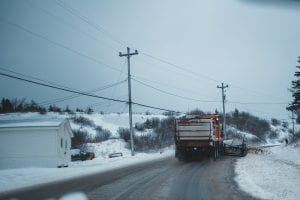 Winter Truck Maintenance Tips