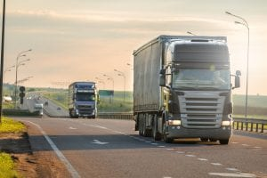 Ways To Drive Safely Near Commercial Trucks