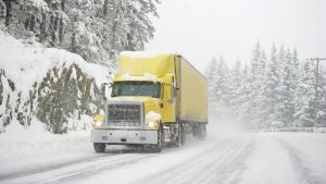 What Challenges Do Truckers Face During the Winter?