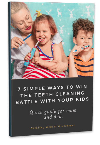 The Teeeth Cleaning Battle With Your Kids - Ebook