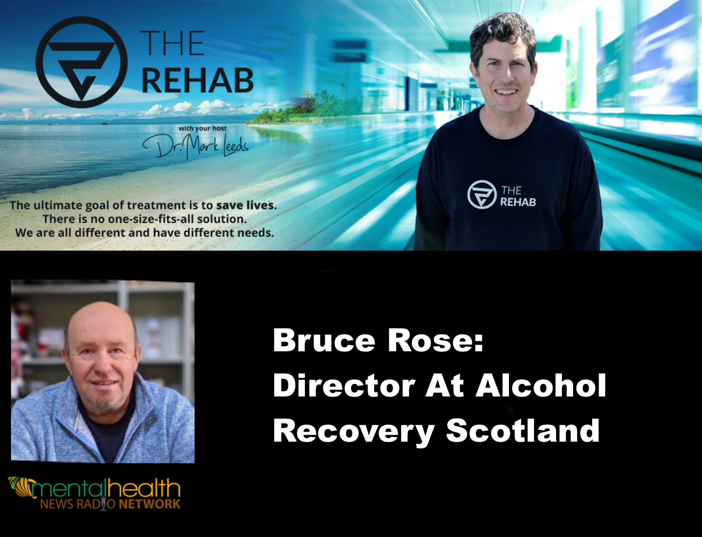 Bruce Rose: Director at Alcohol Recovery Scotland