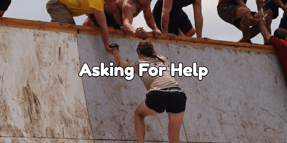 A Man Does Ask For Help. You Won't Believe What Happens Next…