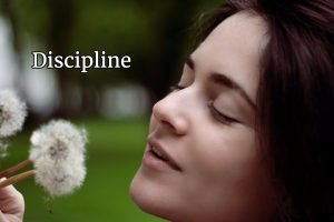 Discipline To Do What It Takes To Be Successful