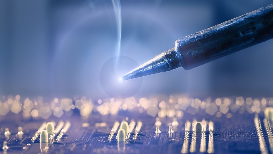 The Hazards & Health Effects of Solder Fumes