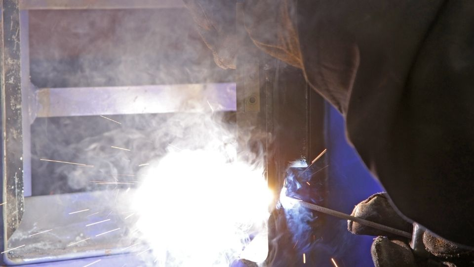 The Serious Health Effects of Welding Fumes & How To Reduce Them