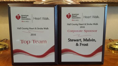 Personal Injury Law Firm Near Me - Heart Walk 2016 IMG